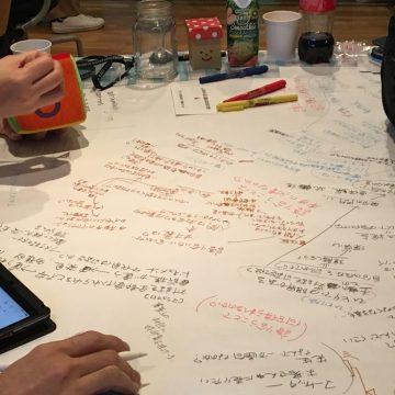 【ミニレポート】「対話型ワークショップデザイン入門-深まるワールド・カフェのつくり方